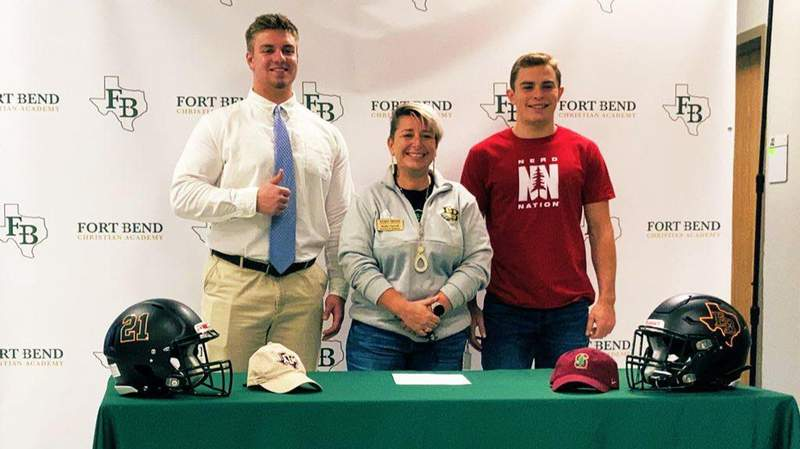 National Signing Day: FBCA's Strickland, Kasemervisz sign NLIs to A&M, Stanford