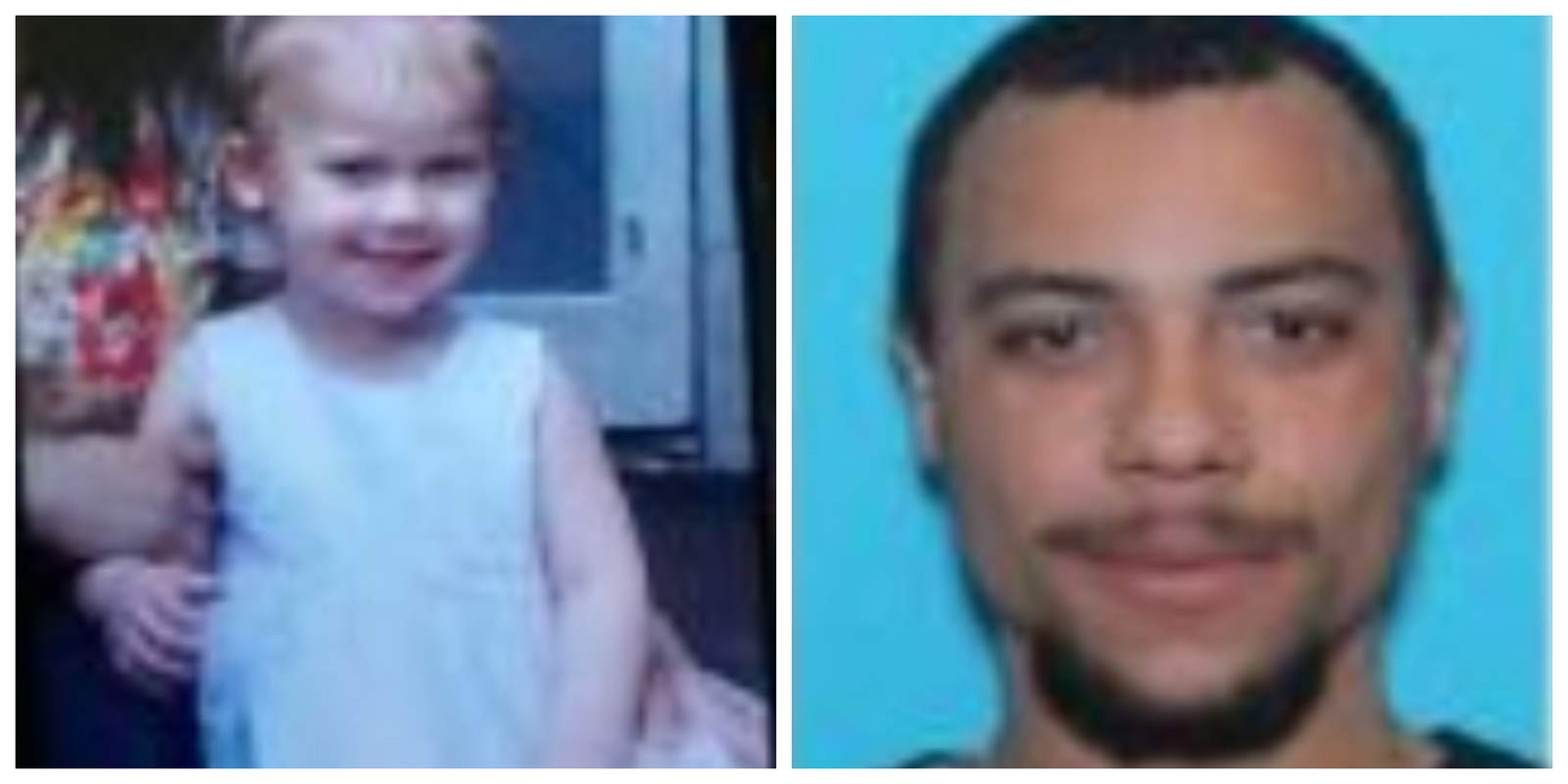 Amber Alert Issued For 2 Year Old Girl From Center Texas