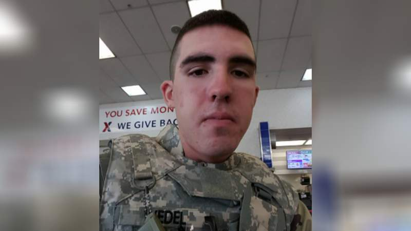 Private Gregory Morales