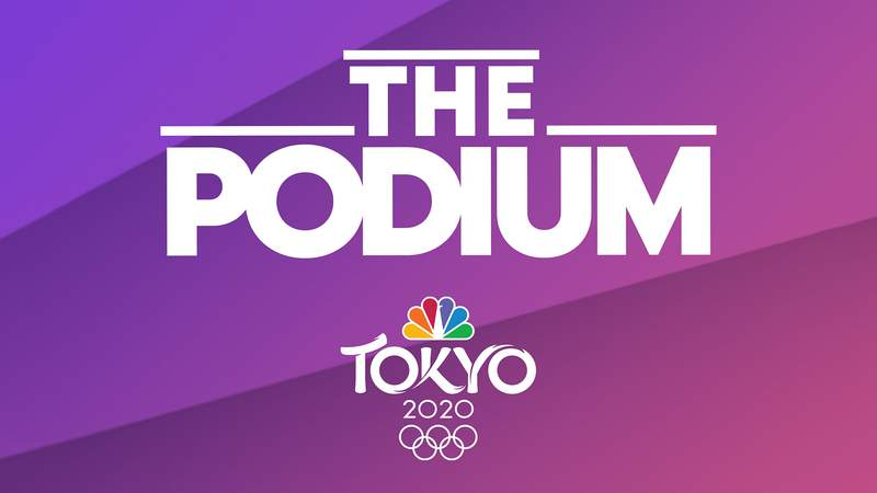 Listen and subscribe to new episodes of The Podium wherever you get your podcasts