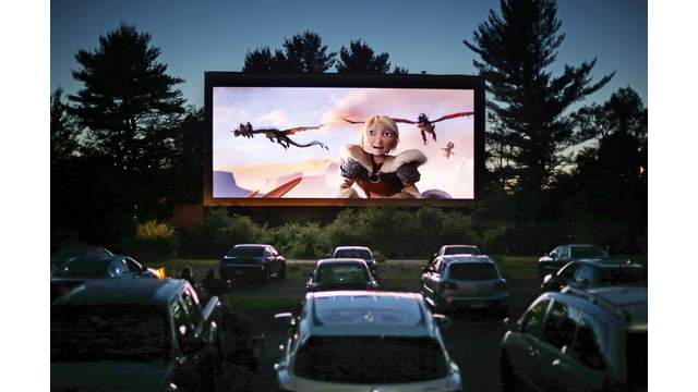Want To Catch A Movie A Drive In Theater In Waller County Is Creating A Pop Up This Weekend