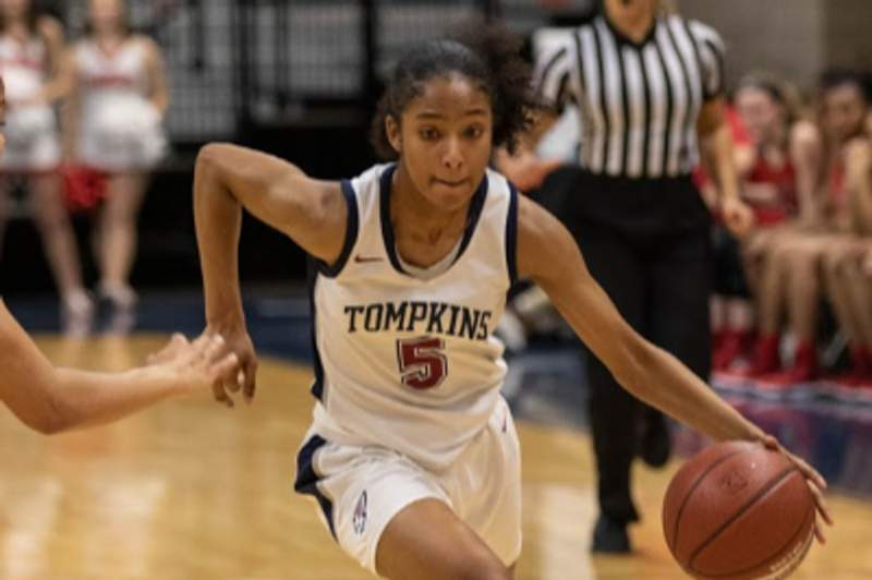 VYPE Preseason Girl's Basketball: No. 5 Katy Tompkins presented by Athlete Training + Health