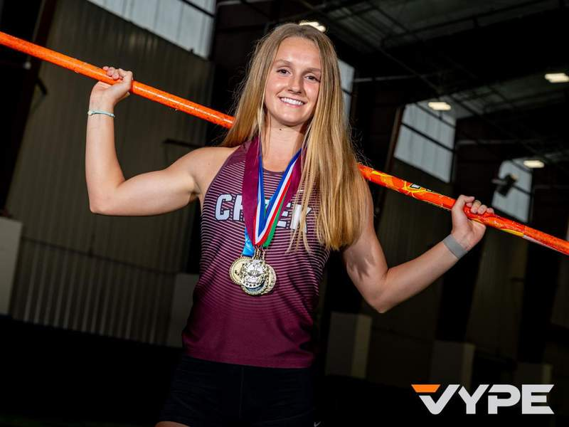 Freddy's Poll: VYPE Houston Female Track & Field Athlete of the Year