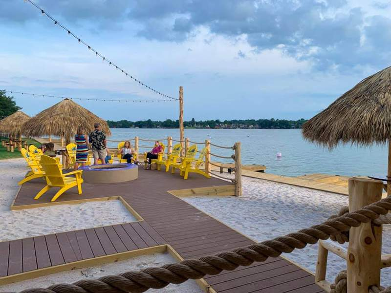 A first look at Margaritaville Lake Resort in Lake Conroe.