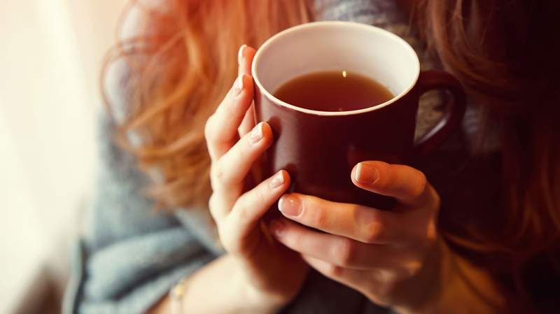 Even in the US, long a coffee-dominated country, tea drinking is growing in popularity.