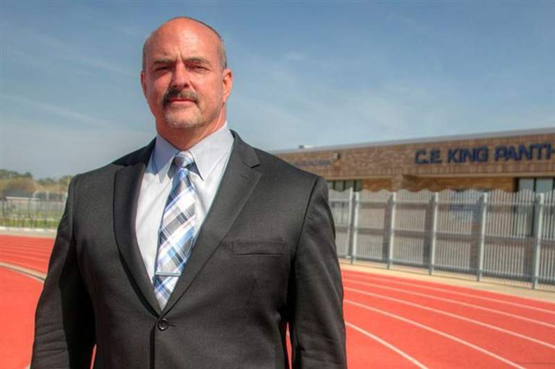 Coach of the Week: Derek Fitzhenry of CE King Football presented by ARS