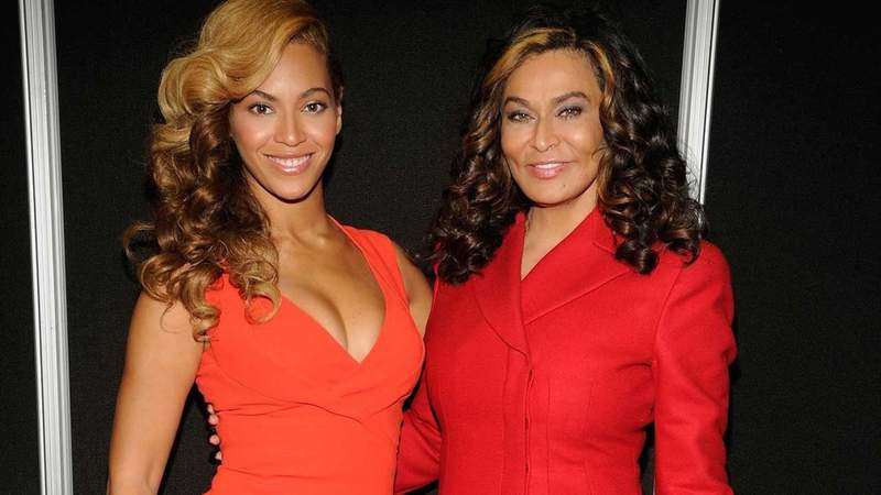 Beyonce and mom Tina Knowles Lawson launch campaign