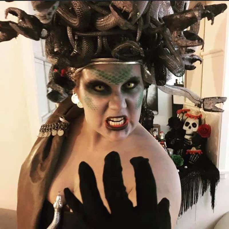 Cameron Chavez-Dodson as Medusa
