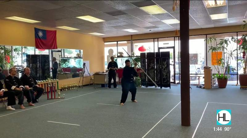 Wang's Martial Arts in Humble offering free virtual lessons   HOUSTON LIFE   KPRC 2