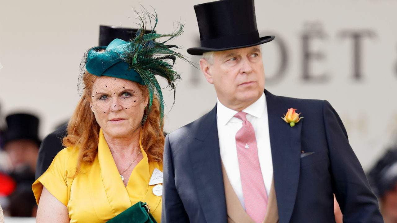 Prince Andrew S Ex Wife Sarah Ferguson Wishes Him A Happy 60th