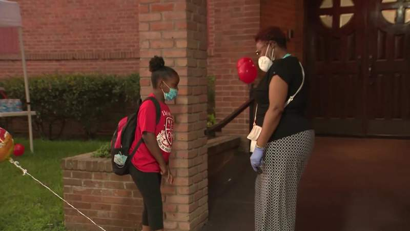 Houston-area churches provide virtual learning resources to students in need