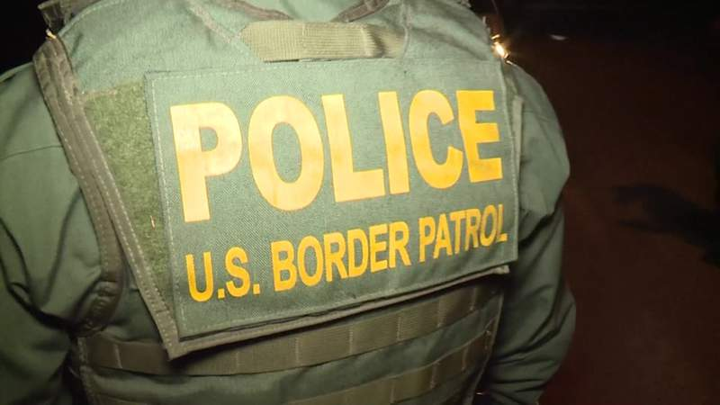 Continued surge of illegal border crossings