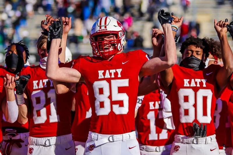 VYPE U Photo Gallery: Katy Tigers Advance to State Semi-Final