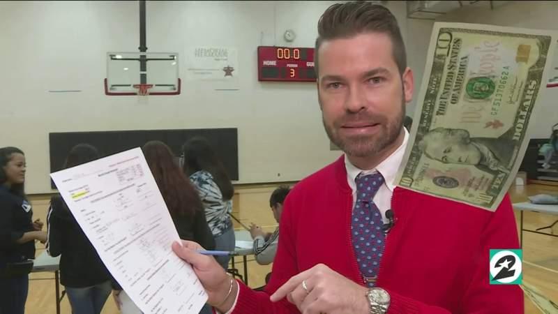 "GF Default - Brazos Valley Schools Credit Union ""Reality Fair"" | HOUSTON LIFE | KPRC 2"