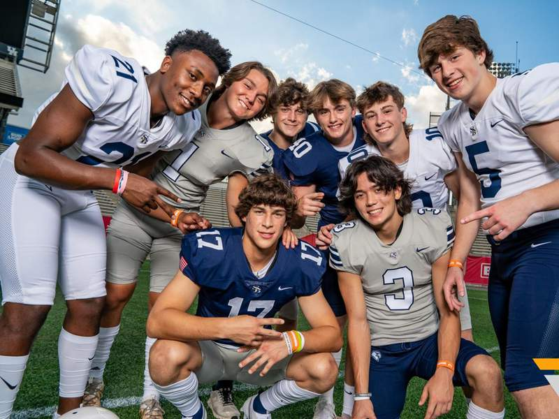 2021 VYPE Houston Football Preview - The Contenders: Second Baptist School Eagles