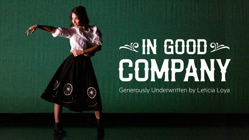 "Houston Ballet presents ""In Good Company"""