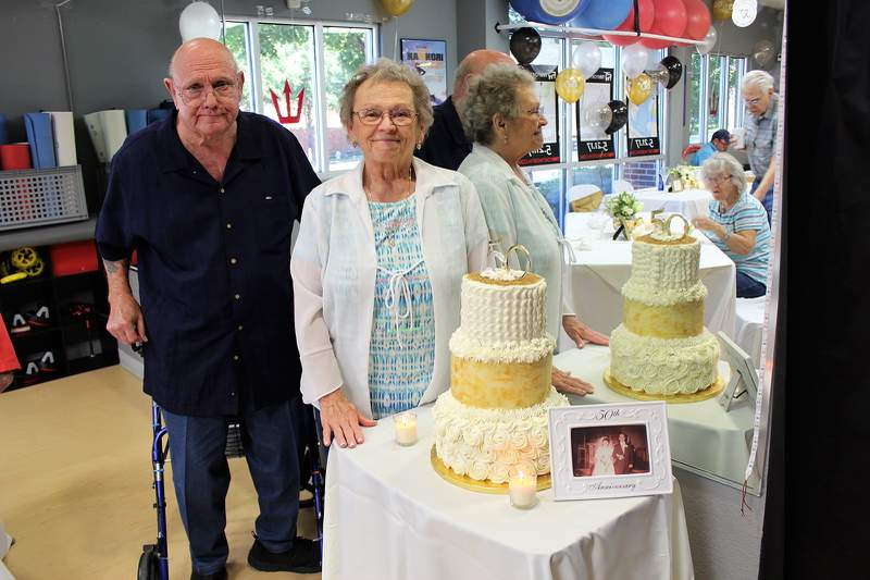 Curtis and Betty Tarpley celebrated their 50th wedding anniversary in 2017. They died together earlier this month in a Texas ICU from Covid-19.