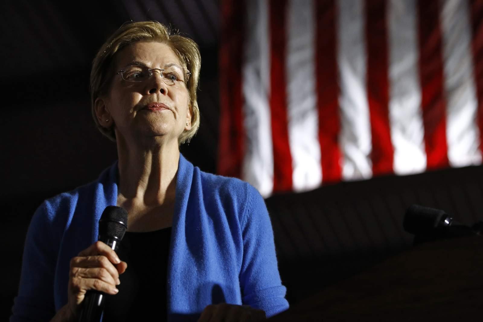 Slikovni rezultat za Elizabeth Warren LEAVES CAMPAIN