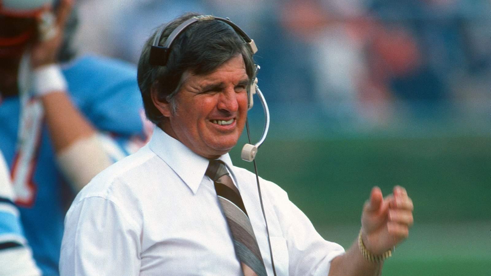Muere el ex entrenador en jefe de los Oilers, Ed Biles 51