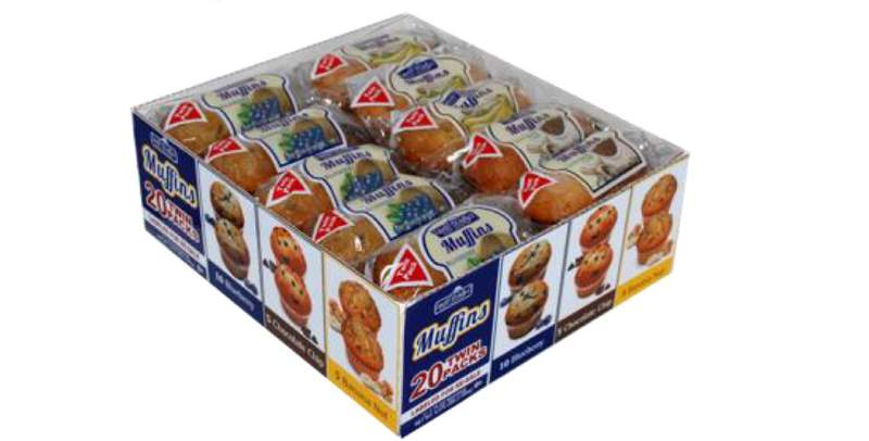 Give and Go Prepared Foods (U.S.A.) Corp. announced a voluntary nationwide recall of certain muffin products Thursday due to the potential for the products to be contaminated Listeria, according to the U.S. Food and Drug Administration.
