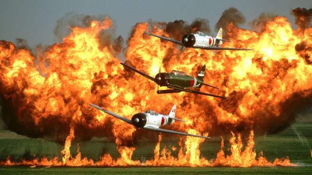 Photo: Wings Over Houston Airshow/Tora! Tora! Tora!