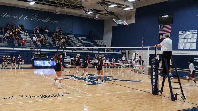 VYPE U: Kingwood Volleyball Season Wraps Up