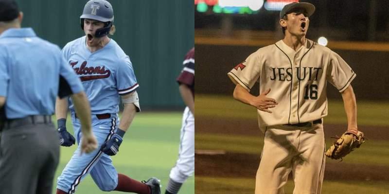 VYPE U: Strake Jesuit vs Tompkins Baseball Live Audio Stream with Will Turboff