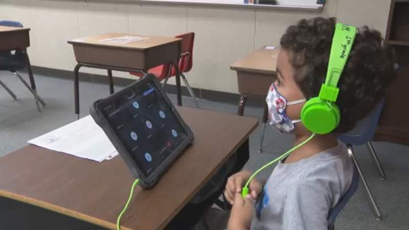 FBISD offers dedicated centers to stay connected