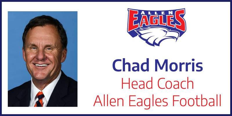 BREAKING: Allen Lands Long-Time College Coach Chad Morris