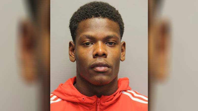 Jaqwaun Pradia,19, is wanted in connection with a fatal shooting at Atascocita High School on Sunday, March 15.