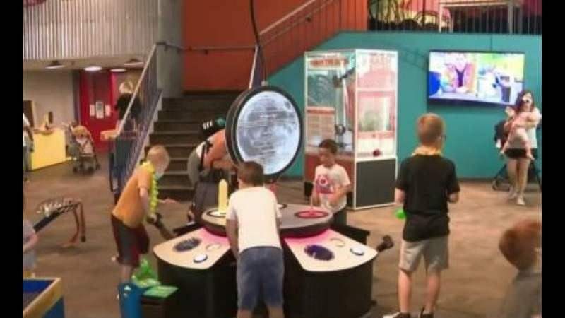 Children's Museum of Houston reopens