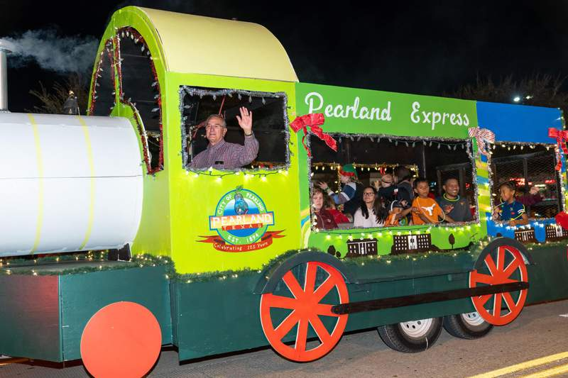 Pearland is preparing for its annual Christmas Festival and Parade on December 5.