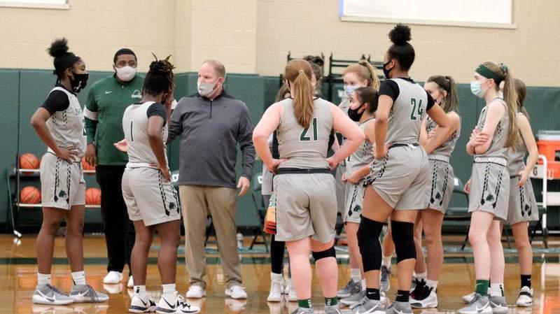 John Cooper Girls Basketball captures SPC South Zone Championship