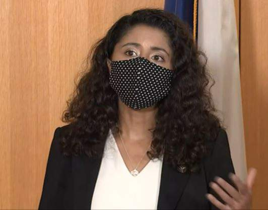 Judge Hidalgo held a press conference on Tuesday, August 24, 2021, to discuss the ongoing efforts to control the spread of COVID-19 in Harris County.