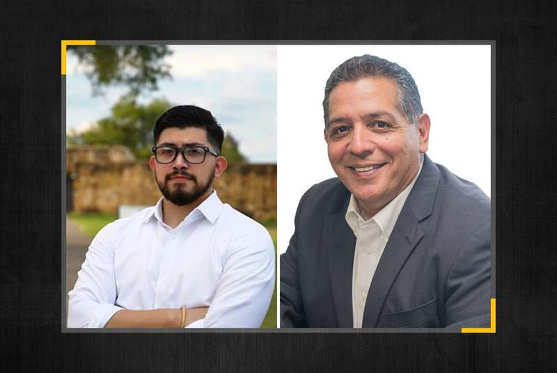 Democrat Frank Martinez and Republican John Lujan are headed into a runoff election for House District 118.
