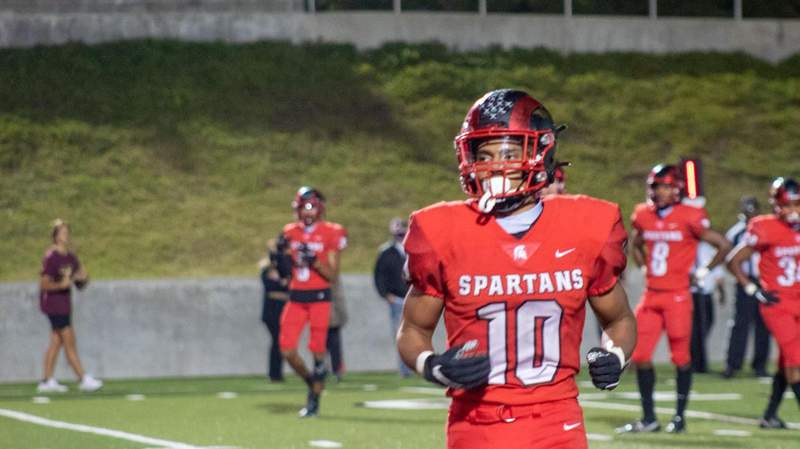 VYPE U: District 8-5A Offensive Newcomer of the Year