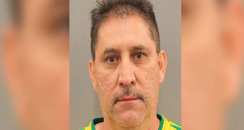 Carlos Guzman, man accused of slitting wife's throat in southwest Houston on Sunday, May 30
