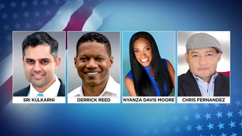 GF Default - High-profile candidates join race for 22nd Congressional District seat