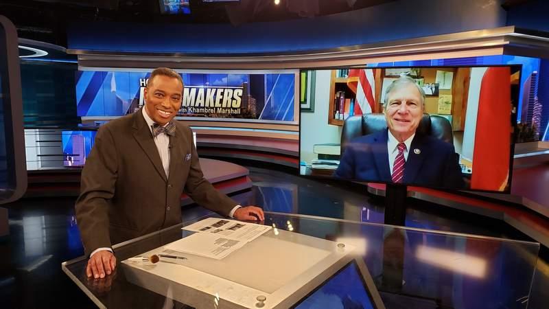 Houston Newsmakers with Kahmbrel Marshall - April 18, 2021