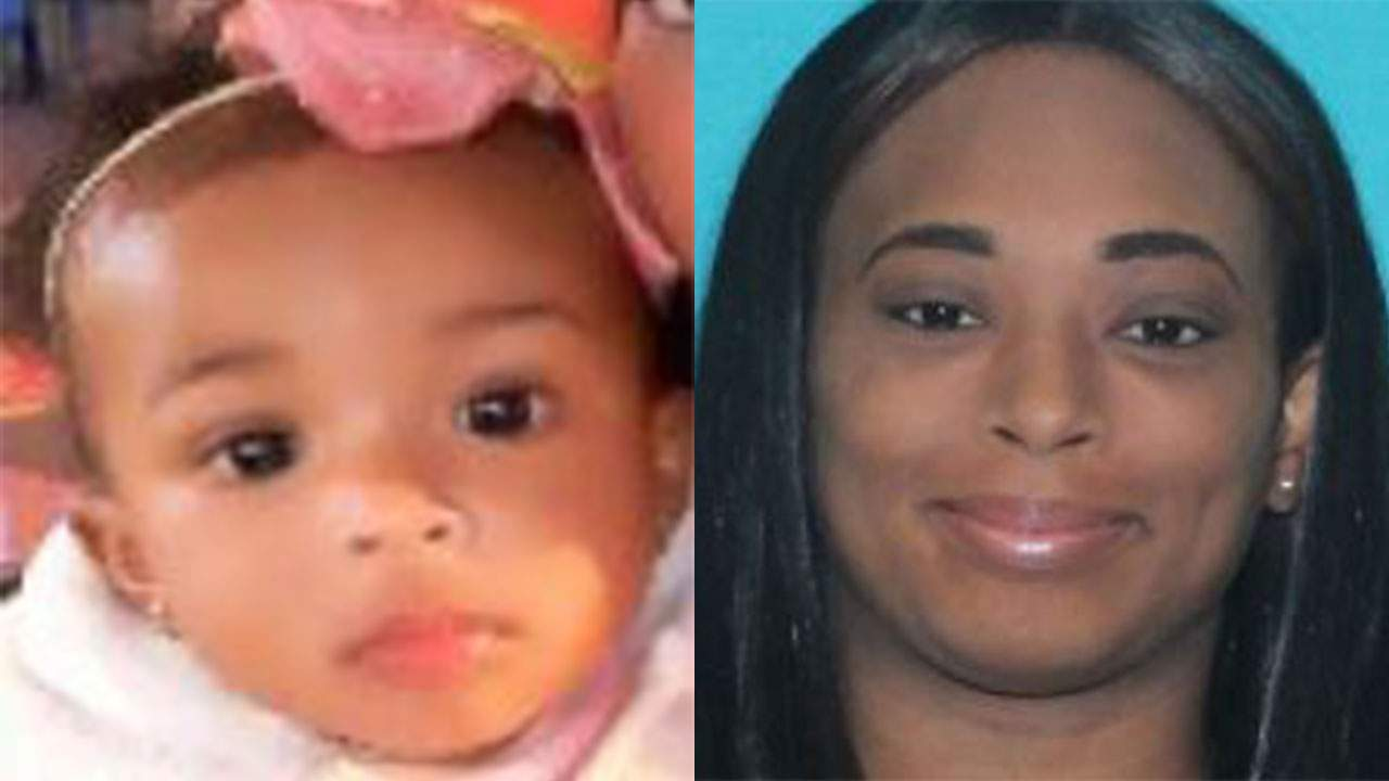Amber Alert Issued For Missing 8 Month Old Girl From Mesquite