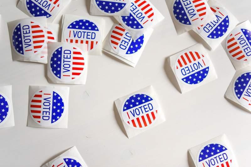 #Vote.