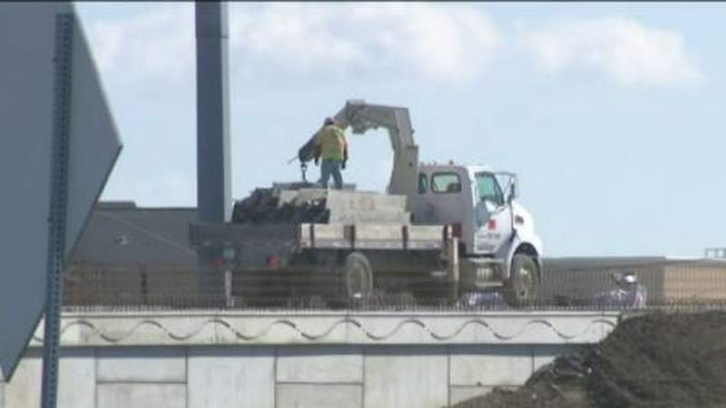 I-45 Construction update in Texas City