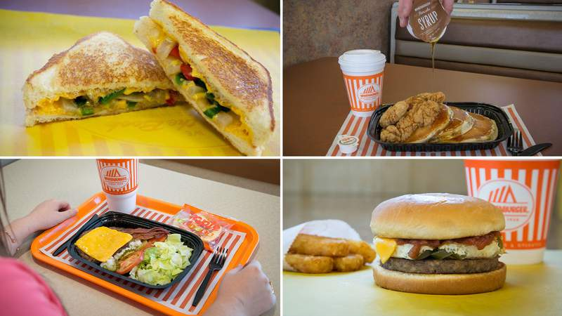 Whataburger secret menu items