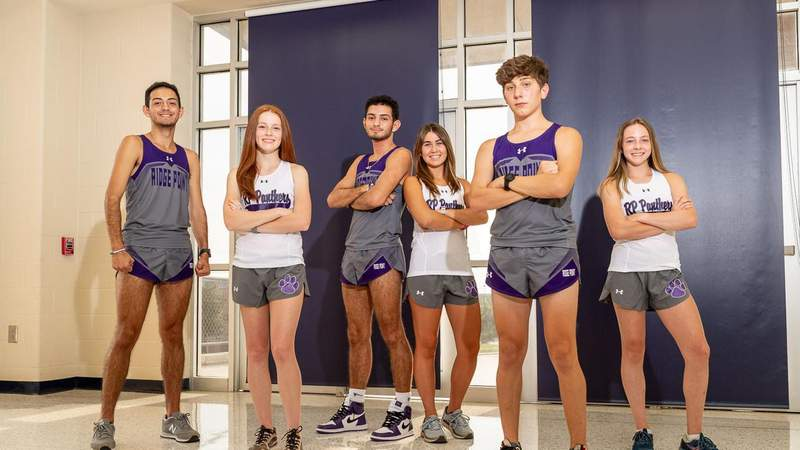 THROUGH THE LENS: Fort Bend ISD Cross Country