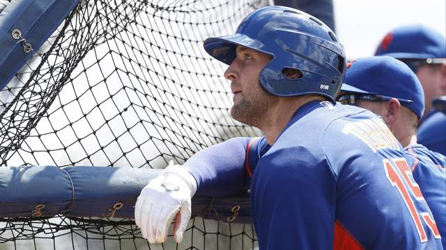 Why the Astros' sign-stealing scandal is costing Tim Tebow his jersey number