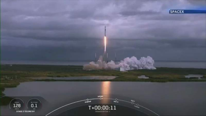 SpaceX to send all-civilian crew into space