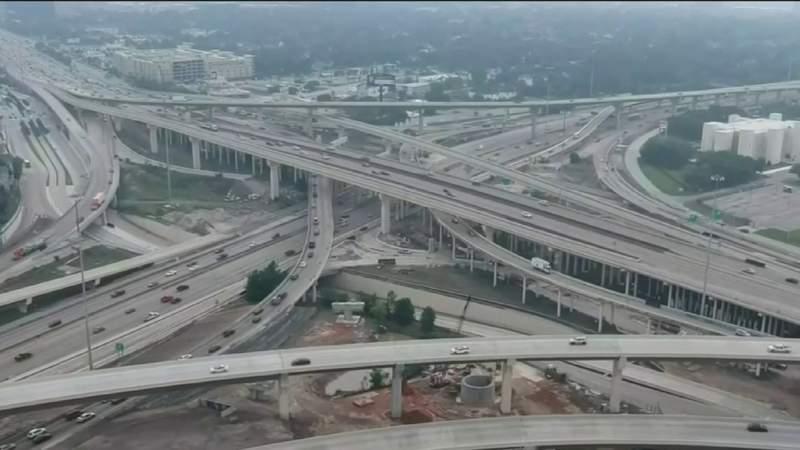 TxDOT prepares for massive closures on Southwest Freeway, I-610 ramps