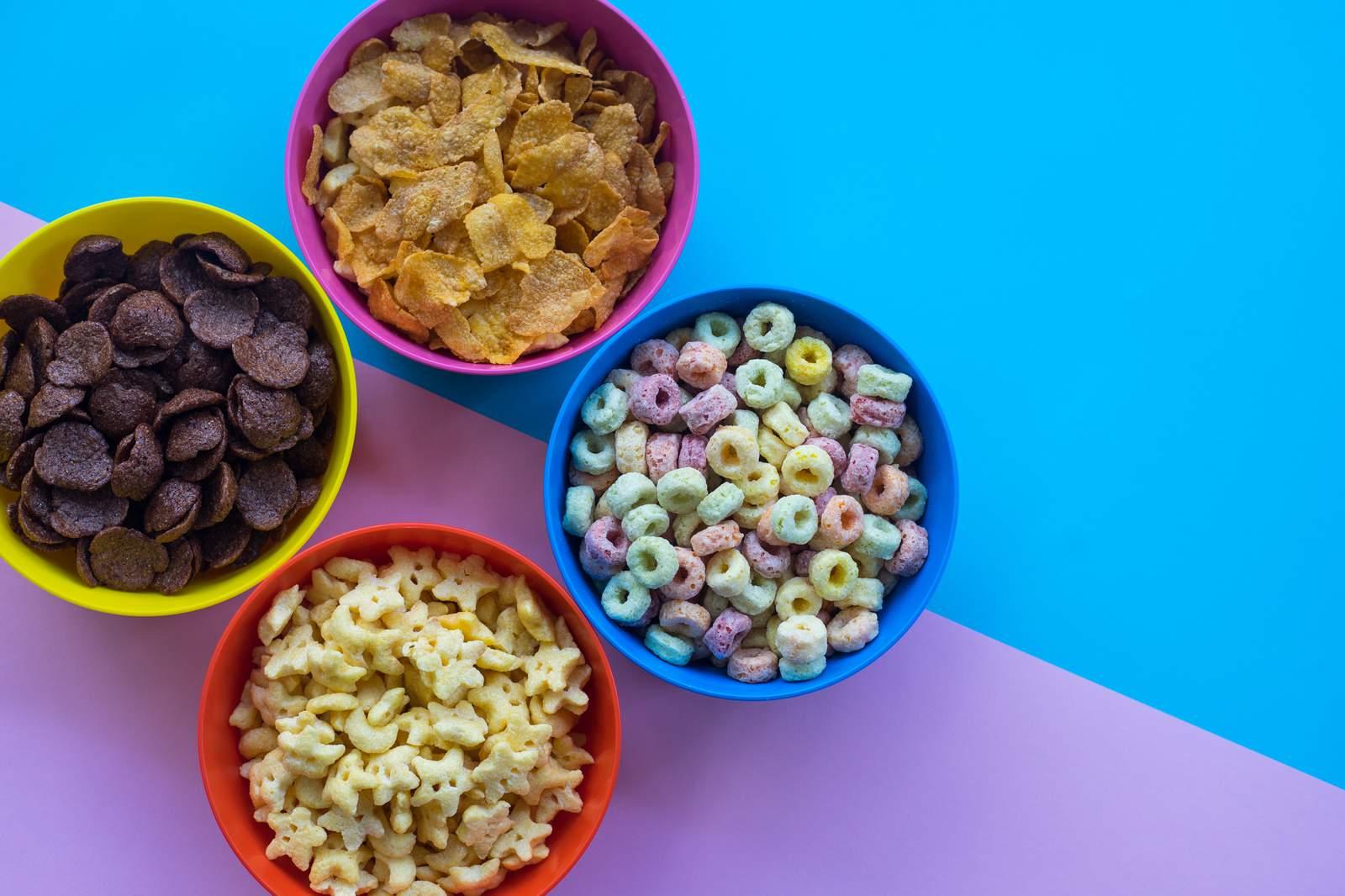¡Los amantes de los cereales se regocijan! La primera barra de cereales de Houston llega a Katy 38