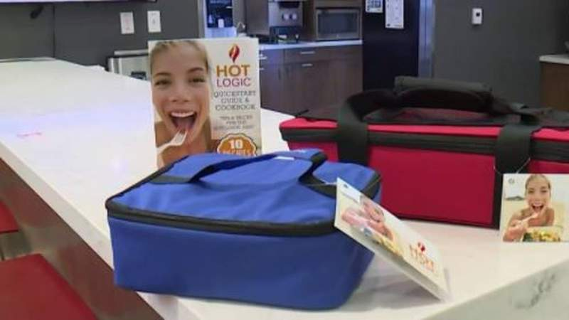Test it Tuesday: Can this mini lunch bag called a 'Hot Logic Personal Oven' also cook your food?