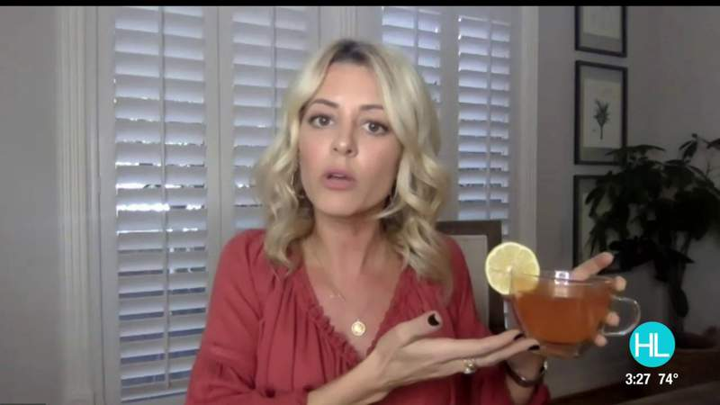 Houston nutritionist shares healthy elixirs to help you keep your New Year's resolutions | HOUSTON LIFE | KPRC 2